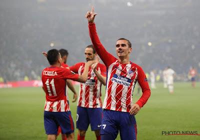 Marseille ne montre rien, l'Atlético remporte l'Europa League!