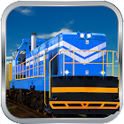 PK Azaadi Train Simulator icon