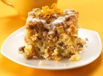 Morning Glory Coffeecake