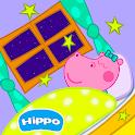 Good Night Hippo icon