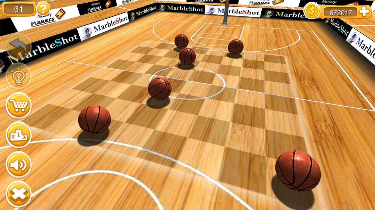 3D Ball Games- screenshot