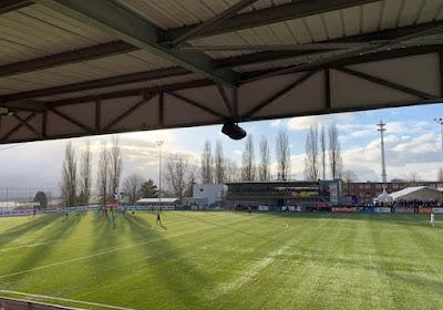 RFC Liège: les nouvelles tribunes sont prêtes