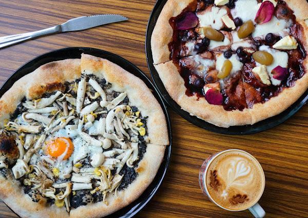 BetterMan 蔬食披薩專賣-手感溫度pizza餅皮飄香!好吃義式蔬食pizza