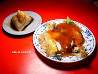 原舊市政府老攤 (蚵仔煎、肉粽)