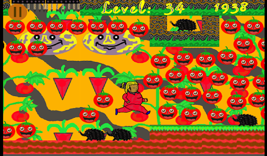 Tomatoes Mama World- screenshot thumbnail