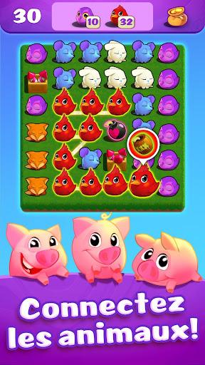 Télécharger Link Pets: Match 3 et jeu de puzzle APK MOD (Astuce) screenshots 2