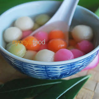 Glutinous Rice Dumplings.