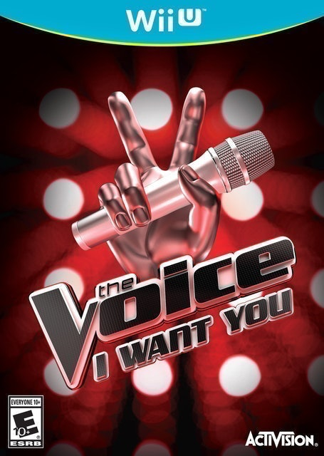 2. The Voice I Want You