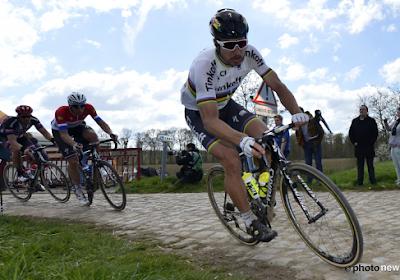 Zal Peter Sagan Parijs-Roubaix rijden op een fiets met schijfremmen?