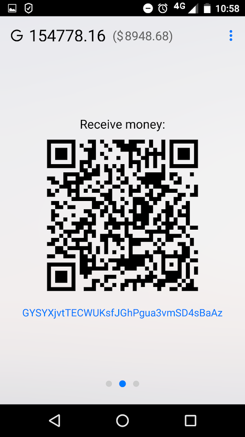 Gulden- screenshot