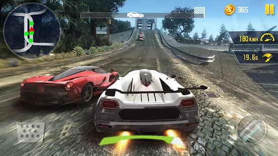 Drift Chasing-Speedway Car Racing Simulation Games 5