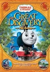 Thomas and Friends: The Great Discovery Movie