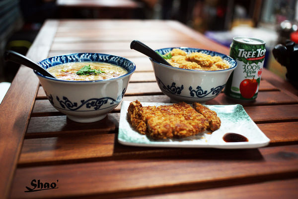 享初食堂-大腸麵線居酒屋。在地人推薦的口袋美食