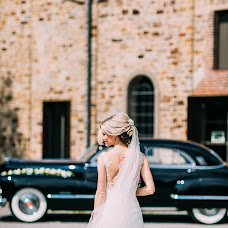 Hochzeitsfotograf Darya Ansimova-Yacyuta (Ansimova). Foto vom 11.08.2017