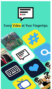 VBoard. The Video Keyboard: Videos in Messages 1