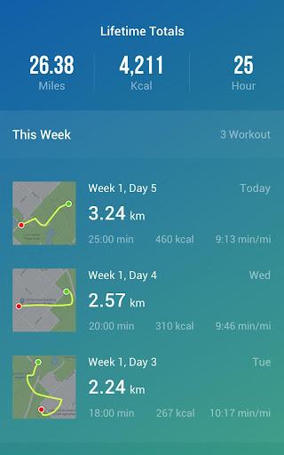 Walking App - Walking for Weight Loss 1.0.15 screenshots 15