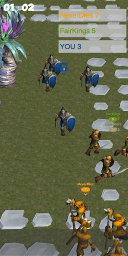 Crowd Medieval City 0.3 screenshots 7