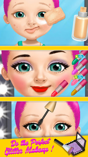 Sweet Baby Girl Pop Stars - Superstar Salon & Show  screenshots 5