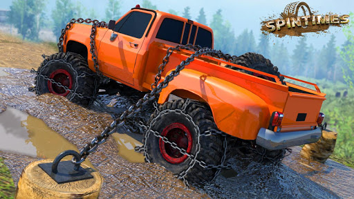 Spintimes Mudfest - Offroad Driving Games apktram screenshots 13