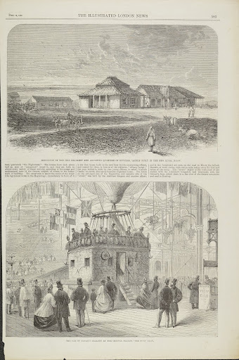 One of forty extracts from The Illustrated London News