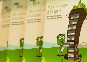 """Photo: Brochure ASIT VD """"Plus-values d'un SIT communal"""""""