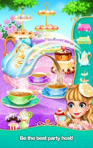 Princess Tea Party Salon 5
