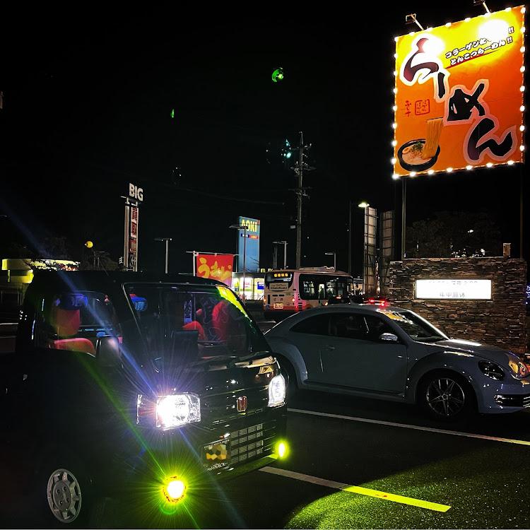アクティトラック HA9のUSDM,日本ライティング,軽貨物車用,ハイスペックモデル,洗車に関するカスタム&メンテナンスの投稿画像1枚目
