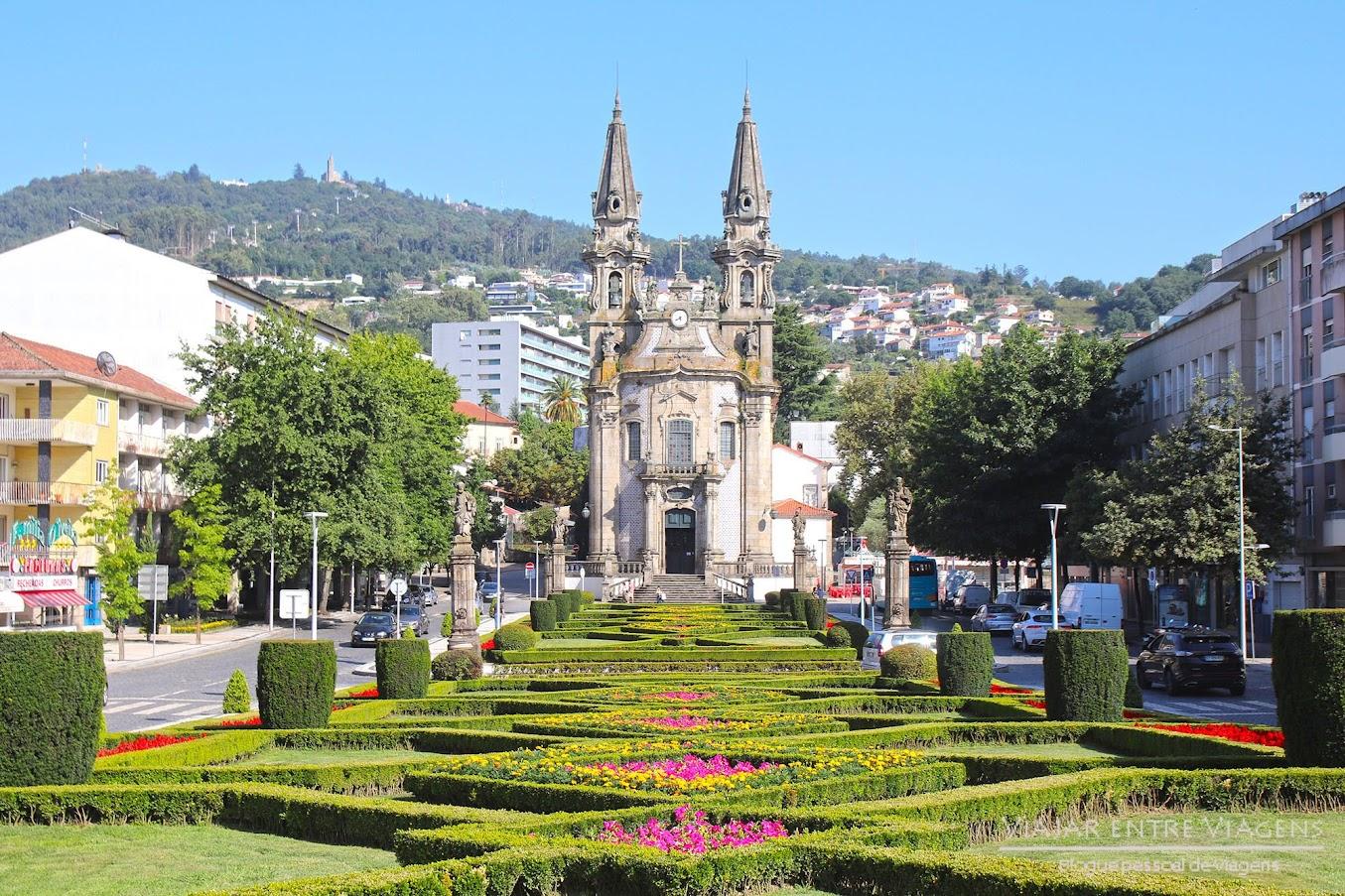 Visitar GUIMARÃES, a cidade onde nasceu Portugal e a mais bela da nação
