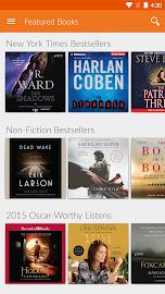 Audio Books by Audiobooks Screenshot 7