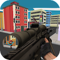 Fatal shot sniper 3d shooting icon