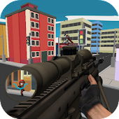 Fatal shot sniper 3d shooting