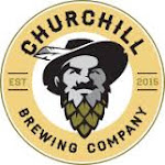 Logo for Churchill Brewing