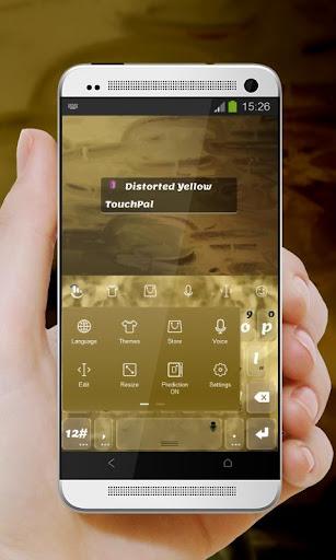 玩免費個人化APP|下載黄扭曲 TouchPal app不用錢|硬是要APP