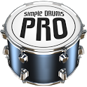 Simple Drums Pro - The Complete Drum Kit icon