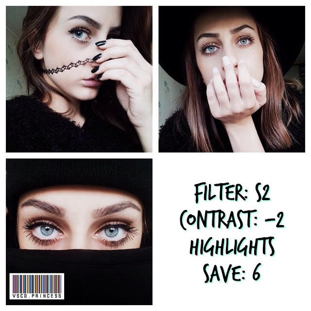 Best VSCO Filters for Selfies