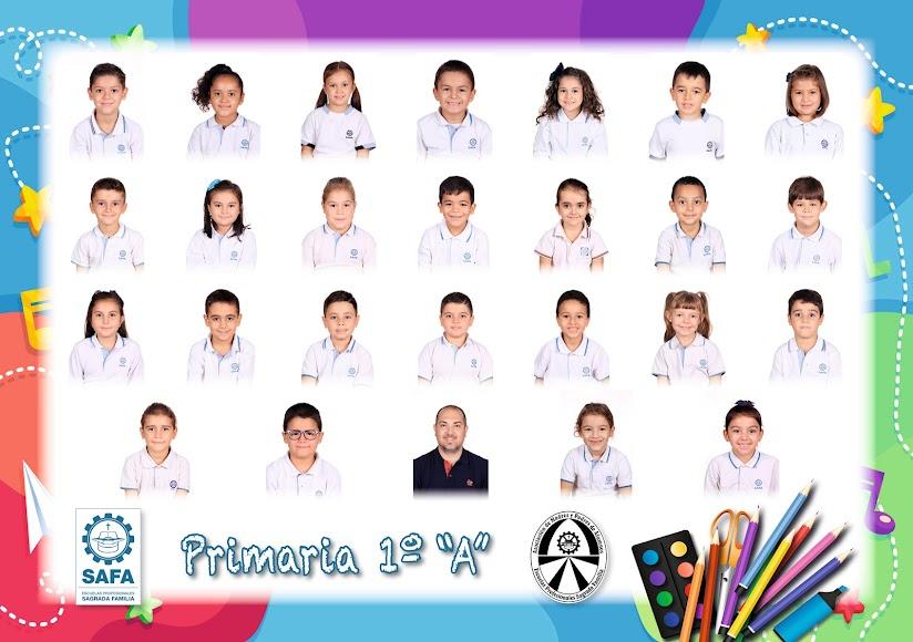 ALMERÍA CDP Colegio Sagrada Familia. 1º A de Primaria