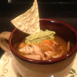 Bolero Chicken Soup.