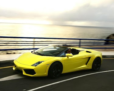 Wallpapers Lamborghini Gallard screenshot 4