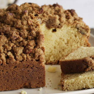 Sour Cream Streusel Cake