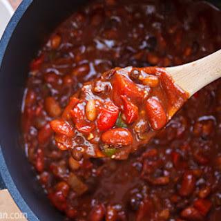 Nava's A Big Pot of Really Good Chili