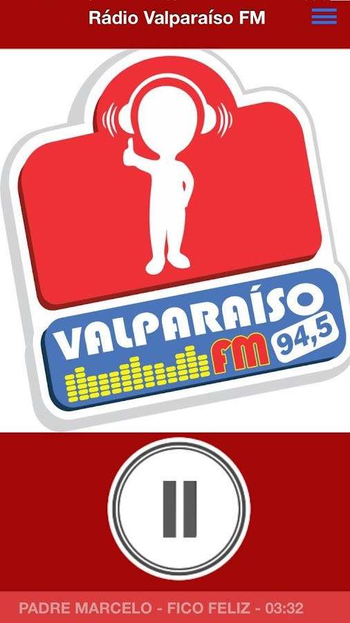 Rádio Valparaíso- screenshot