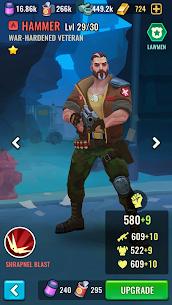 Zombie Blast Squad: Epic Match 3 puzzle 7