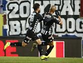 Javier Martos et David Henen déçus après le partage de Charleroi contre Genk