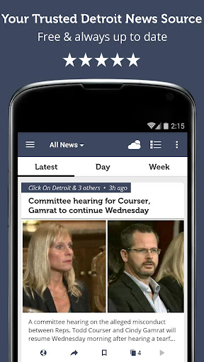 Newsfusion - Detroit News