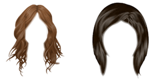 Hair Photo Montage