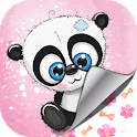 Cute Live Wallpapers and Backgrounds for Girls icon