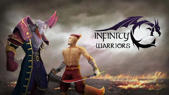 Infinity Warriors- screenshot thumbnail