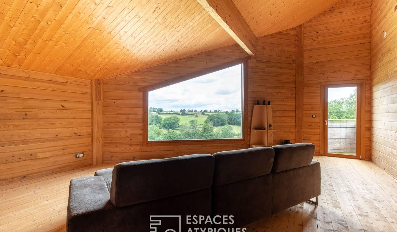 Maison avec piscine et terrasse Mimeure