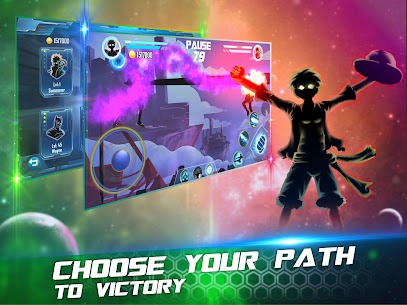Shadow Battle Warriors Mod Apk (Unlimited Gold + Diamonds) 9