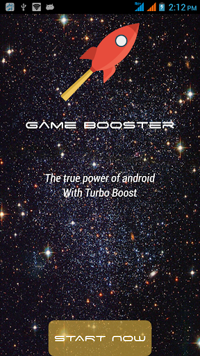 Game Booster—Turbo Boost—2016